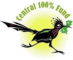 Central 100% Fundraising Roadrunner