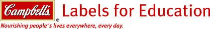 Campbells labels 4 education