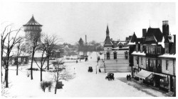Riverside in the 1920s, courtesy of David Moreau at Grumpy's