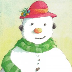 Snowman courtesy of Picture Book