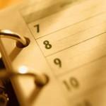 calendar schedule
