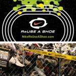 Nike ReUse a Shoe