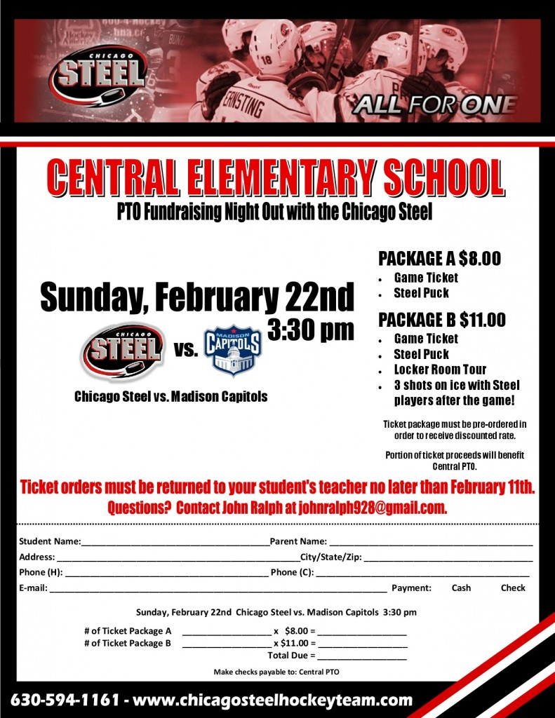 Central School - February 22nd PTO-0