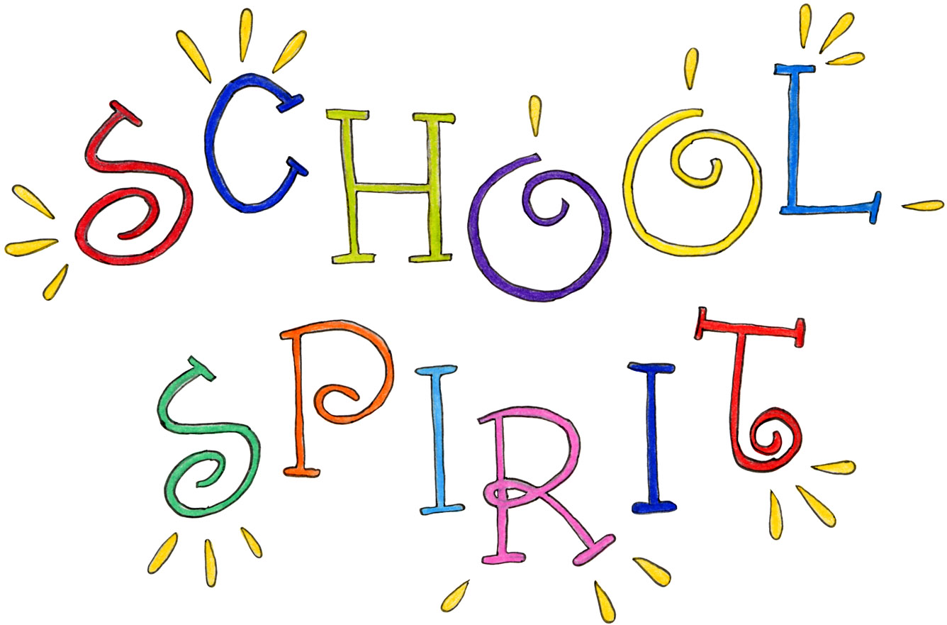 School Spirit Days Clipart